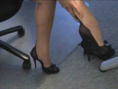 Nylons at the office