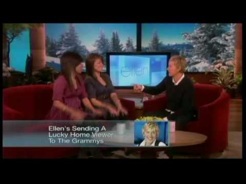 Rin on the Rox on Ellen De Generes Show  (Interview and Performance) HQ