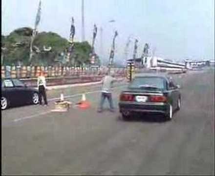 EVO III  VS EVO III drag race