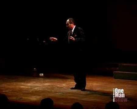 "ANTEPRIMA ""ONE MAN SHOW"" di GILBERTO IDONEA: A testimunianza"