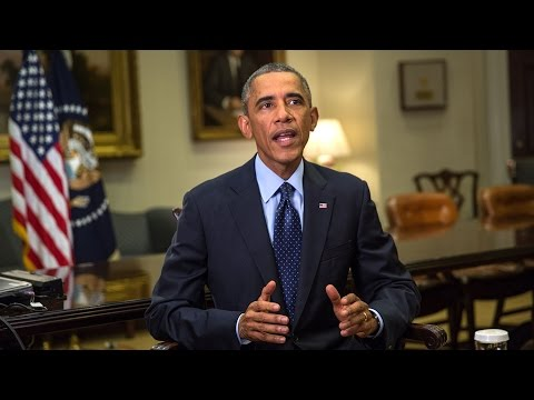 (Weekly Address) America is Leading the    9/27/14