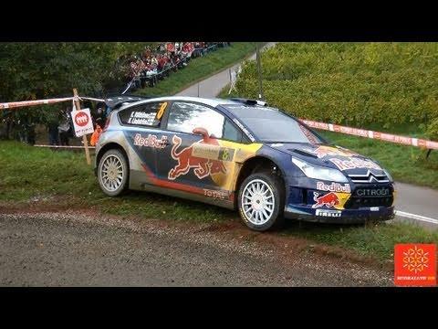 WRC - Rallye De France 2010 [HD]