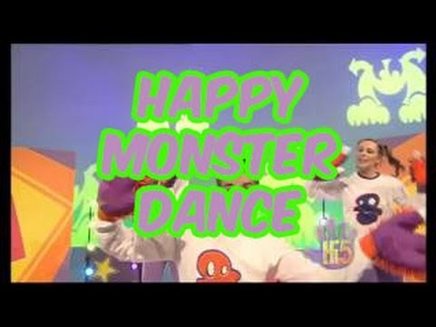 Happy Monster Dance