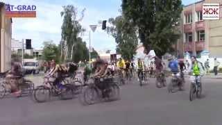 Велодень 2015 в Житомире
