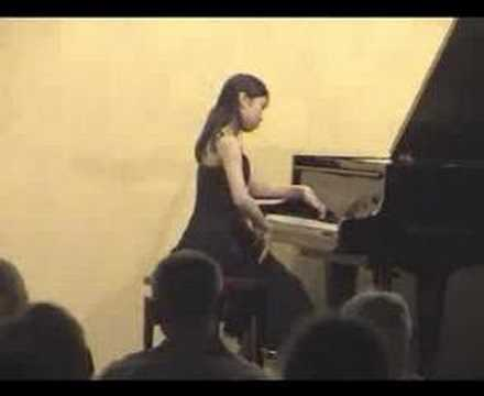Yiren Lu's Piano: Bartok, Six Romanian Folk Dances