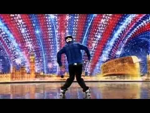 Tobias Mead - Dance act - Britain's Got Talent 2010