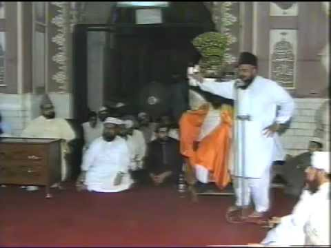 Syed Shabbir Hussain Shah - Last speech at Gulistan-e-Muhaddith-e-Azam Pakistan July 13, 2010- Pt 1