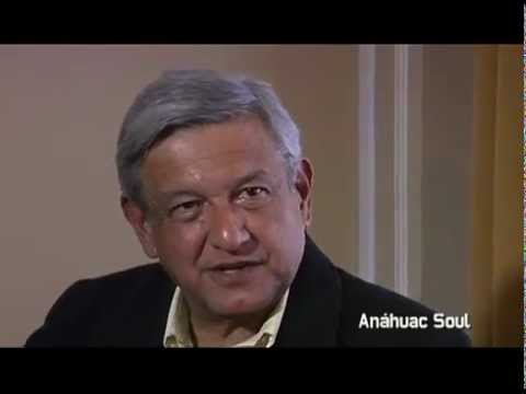 Entrevista a Andrs Manuel Lpez Obrador