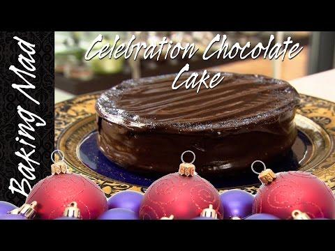 Celebration Chocolate Cake: My last Bake of Christmas!