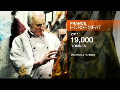 Scandal revives French appetite for horsemeat  (cnn)