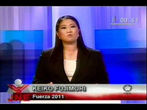 DEBATE PRESIDENCIAL 2011 2DA VUELTA -- KEIKO FUJIMORI Y OLLANTA HUMALA 29.05.2011 PARTE 1/6