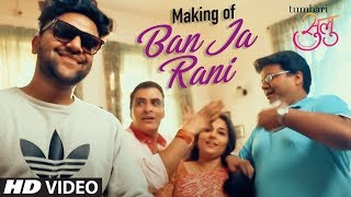 Making: Ban Ja Rani Song | Tumhari Sulu