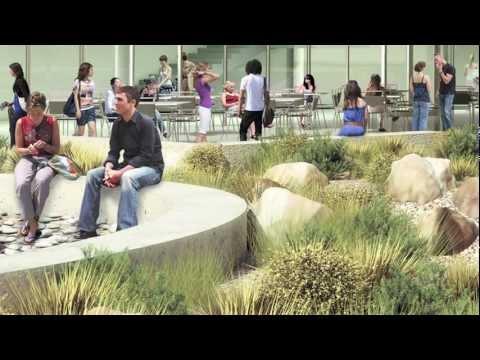 Architecture Preview: LACCD Los Angeles City College Monarch Center