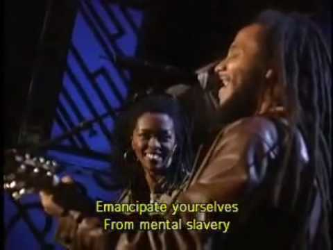 Lauryn Hill feat Ziggy Marley - Redemption Song (Live)