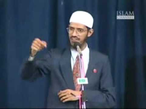 Cow sacrifice in Hinduism  - Dr. Zakir Naik.