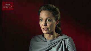 Angelina Jolie Pitt on refugees
