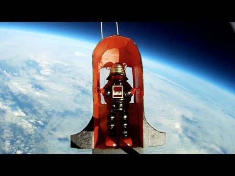 GoPro HD: Space Robot - TV Commercial- You in HD