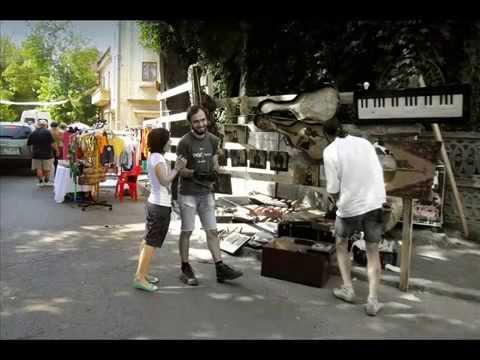 VIDEOCLIP Dimineata la Femei pe Matasari - Festival Urban