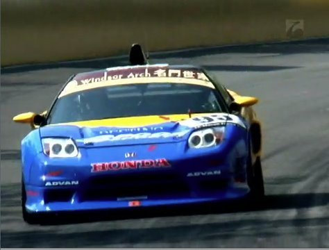 SPOON NSX-R GT MACAU GP - TAS 2009 PROMO