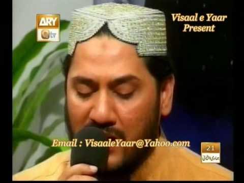 URDU NAAT(Habeeb Ki Baat)ZULFIQAR ALI IN QTV.BY  Naat E Habib