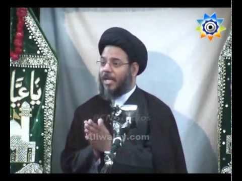 Majlis No.6 - Tauheed aur Hussain (a.s.) - 2011 - Ayatollah Syed Aqeel ul Gharavi