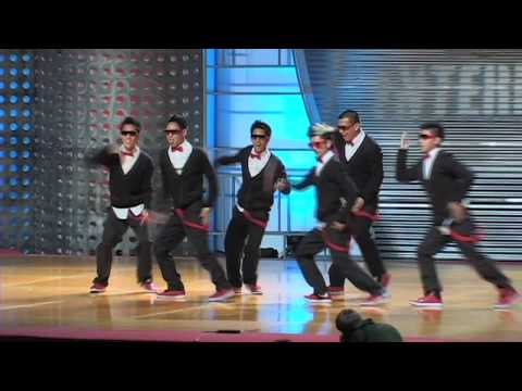 POREOTICS Hip Hop International 2010 Silver Medal