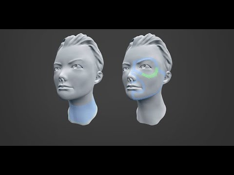 RetopoFlow - Retopology Tools for Blender