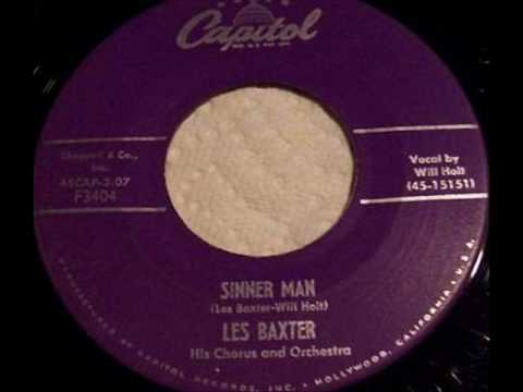 Sinner Man (original) - Les Baxter 1956.wmv