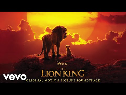 """Can You Feel the Love Tonight From """"The Lion King""""/ Only"""