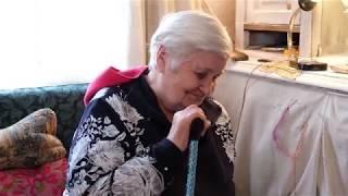 «Я этим живу»: пенсионерка из Ленинградской области борется с деменцией с помощью вышивания (23.04.2019 16:00)
