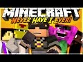 Minecraft Mini Game : NEVER HAVE I EVER!