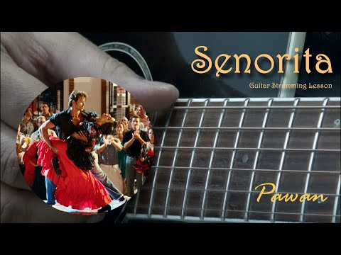 Senorita - Zindagi Milegi Na Dobara - Guitar Chords Lesson by Pawan