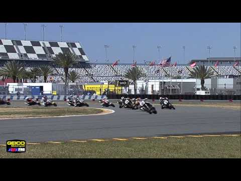 2013 DAYTONA 200 Week - AMA Pro Vance &amp; Hines Harley-Davidson Series FULL Race (HD)
