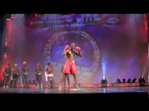 WBFF Highlights
