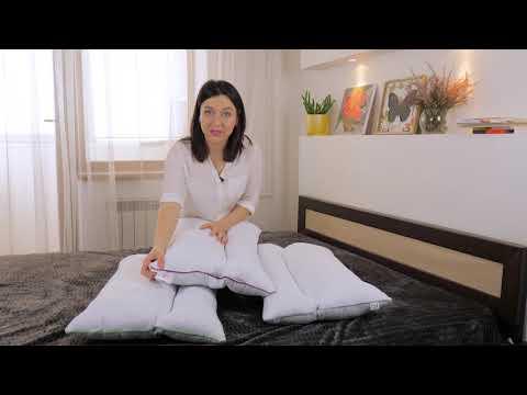 Подушка ортопедическая №182 DeLuxe Eco Jojo (СРЕДНЯЯ)