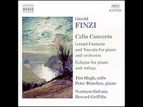 Finzi  Grand Fantasia and Toccata