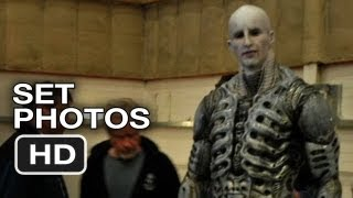 Prometheus - Set Photos (2012) Ridley Scott Movie HD