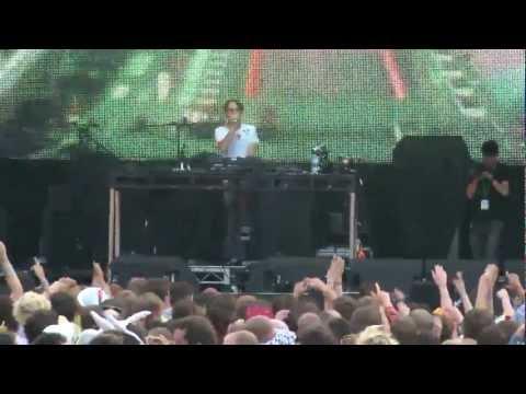 Beardyman Live - Kendal Calling 2011