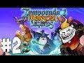 Monster Legends T2 - Capitulo 2 - El Pandaken me trollea