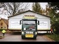 Volvo Trucks - Moving a 50-tonne house one kilometre in ten hours - Heavy Trucking (E01)
