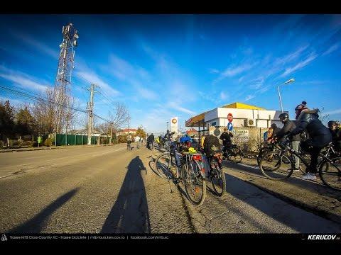 VIDEOCLIP Prima iesire cu bicicleta in 2017 - 1 ianuarie 2017 [VIDEO]