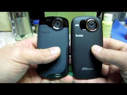 Kodak Playsport Zx5 REVIEW!