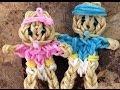 Rainbow Loom Baby Girl or Boy Doll or Charm - bebe