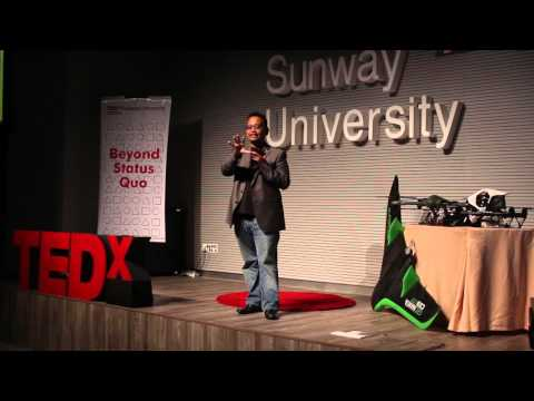 Drones Are Changing The World | Kamarul A. Muhamed | TEDxSunwayUniversity - UCsT0YIqwnpJCM-mx7-gSA4Q