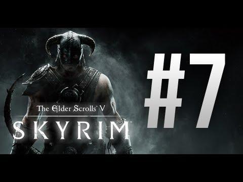 Elder Scrolls Skyrim - Part 7 - Die Dragon, DIE!!!
