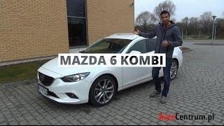 [PL] Mazda 6 2.0 165 KM, 2013 - test AutoCentrum.pl