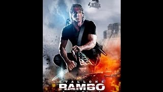 RAMBO 5  2014 official trailer (FAN MADE)