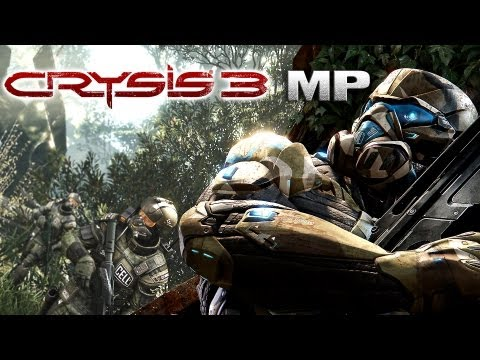 Crysis 3 | Multiplayer Hunter Mode Reveal Trailer -0dvetI5KkLw