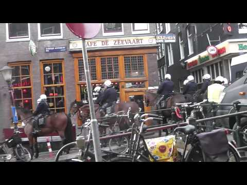 ajax - manchester united rellen op de wallen part two @ ( the war zone )