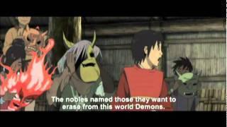 Onigamiden (Legend of the Millennium Dragon) Official Trailer!